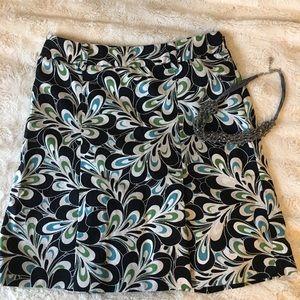 Ann Taylor Loft Mini Skirt size 00 petite